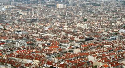 Vue de Marseille - Crédit : Pixabay