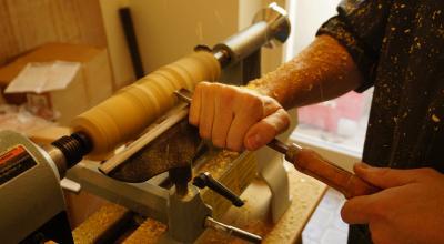 L'atelier bois partagé marseillais Share Wood pourrait ouvrir ses portes en 2018 - DR
