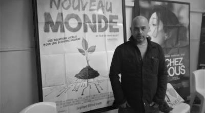 Yann Richet, réalisateur de Nouveau Monde - FD