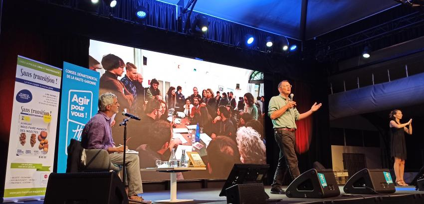 conférence à Toulouse le 19/09/20