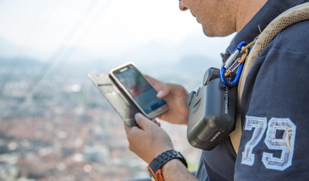 En 2016 et 2017, l'agence de surveillance de la qualité de l'air Auvergne-Rhône-Alpes, AtmoAura, a testé des micro-capteurs de dioxyde d'azote et de particules développés par huit entreprises françaises. © AtmoAURA