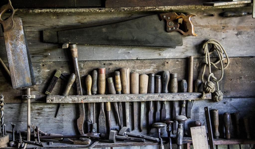 Réemploi et réparation - Crédit photo : Pixabay