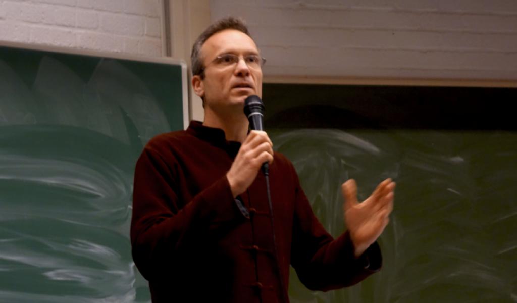 Boris Aubligine, fondateur de l'association Etika Mondo - DR