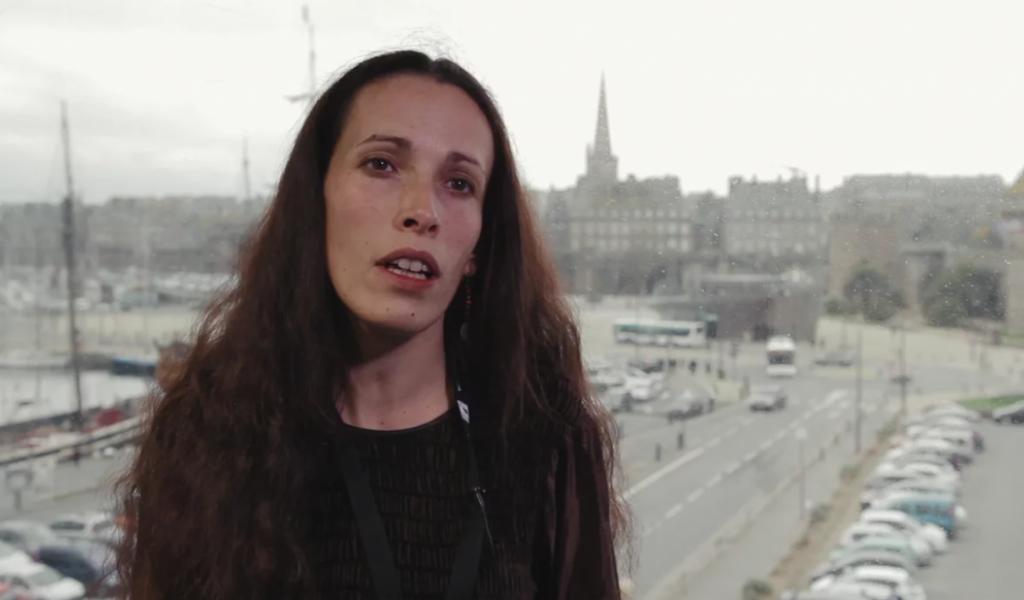 Sarah Muller, co-présidente de BRUDED - Crédits : DR