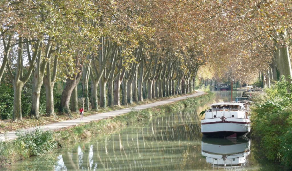 Canal du midi (crédits photos: CC0 Public Domain Pixaba)