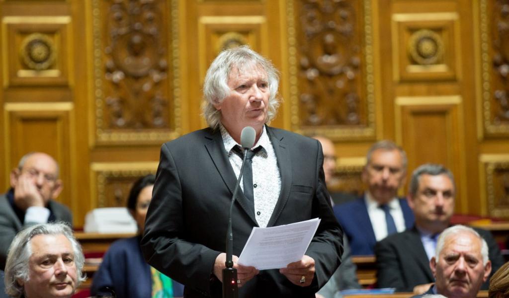 Joel Labbé, sénateur du Morbihan- crédit : DR