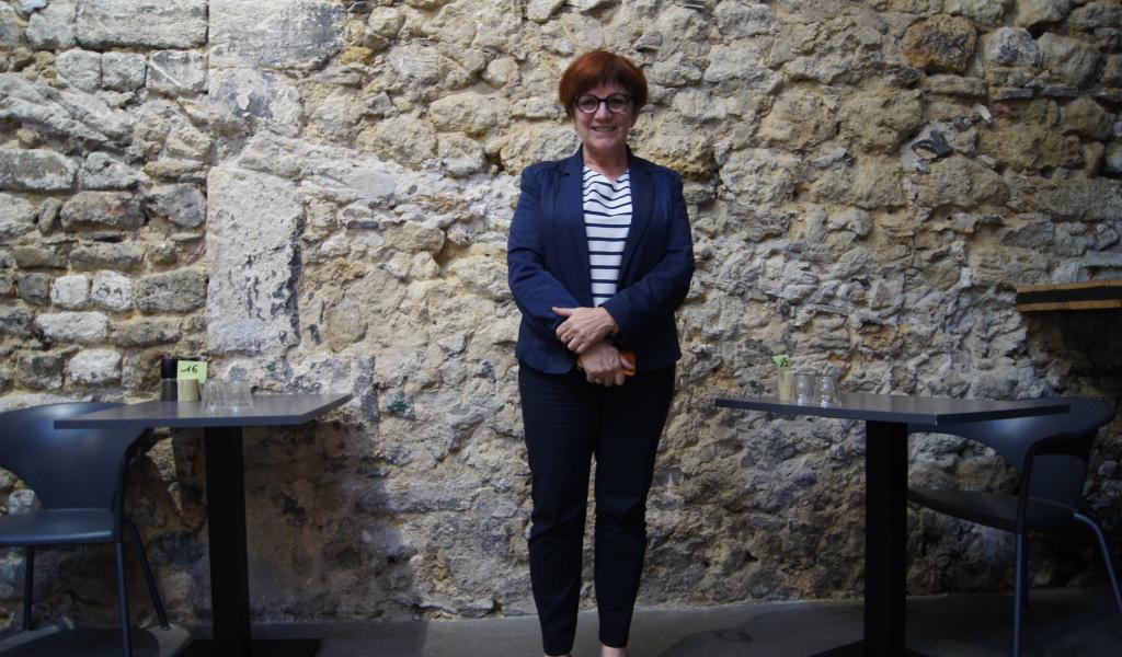 Marie Meunier-Polge, conseillère régionale d'Occitanie, déléguée à l'ESS