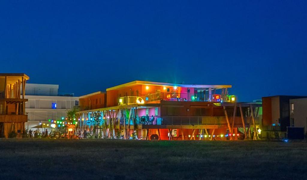 L'immeuble d'habitat participatif Mas Cobado, à Montpellier - DR