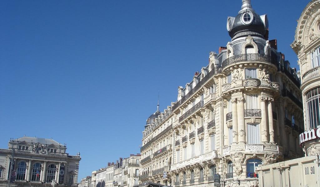 Montpellier - Crédit Photo : Pixabay