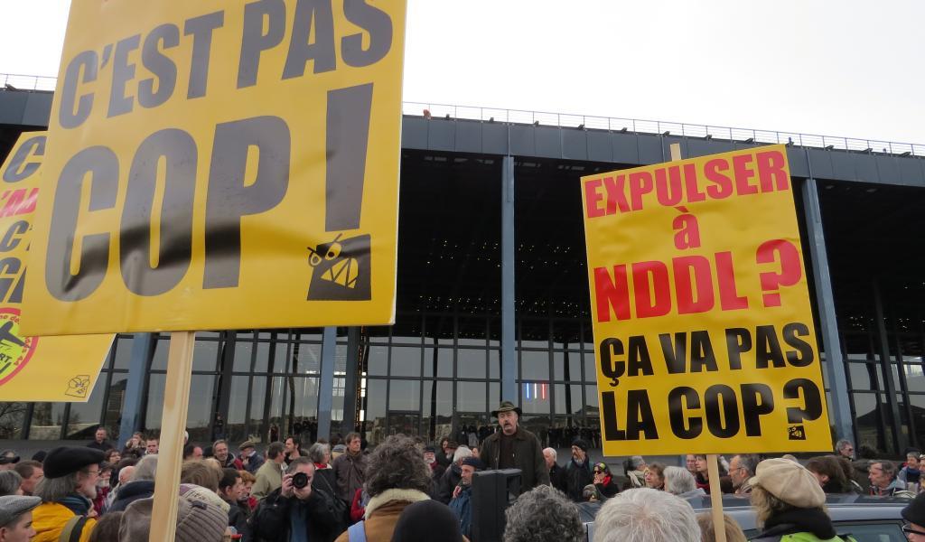 Notre-Dame-des-Landes: un référendum pour trancher