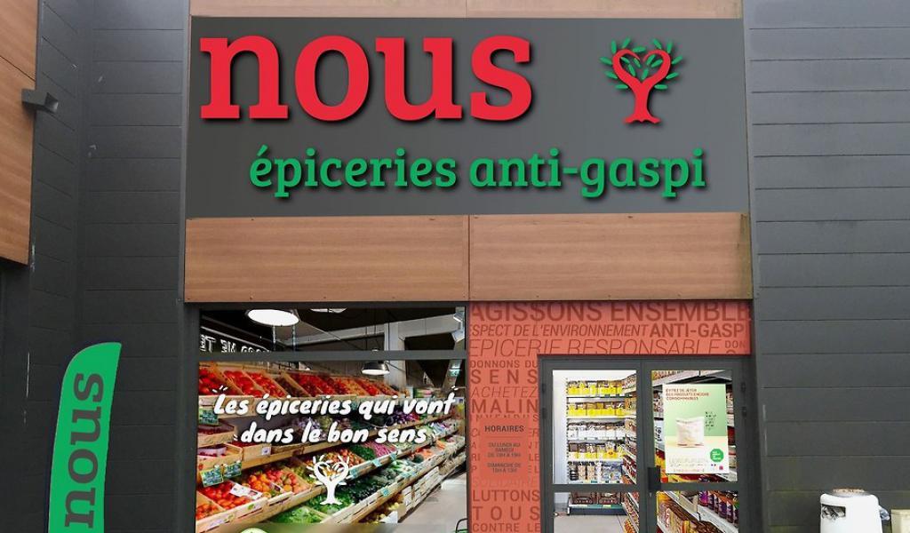 Le magasin Nous ouvrira ses porte le 4 mai prochain, à Melesse, près de Rennes - DR