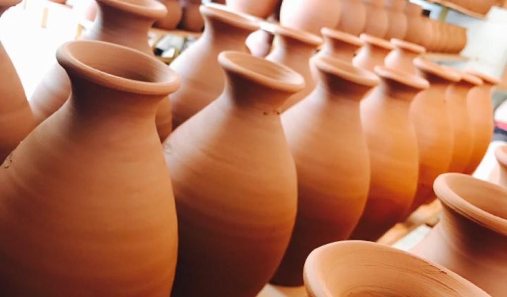 Les Oyas sont fabriqués à la main dans l'Hérault. - DR