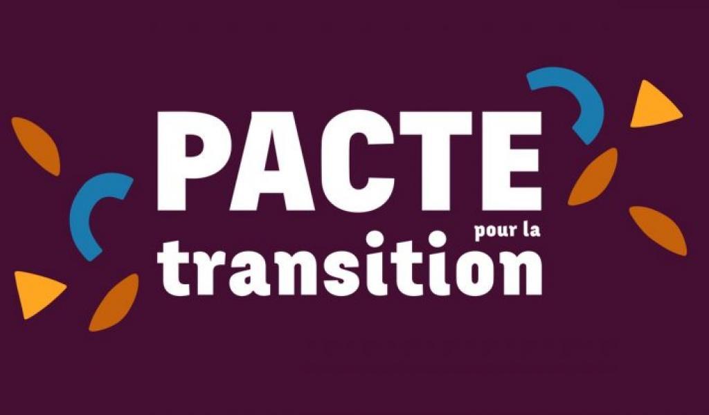 logo pacte transition
