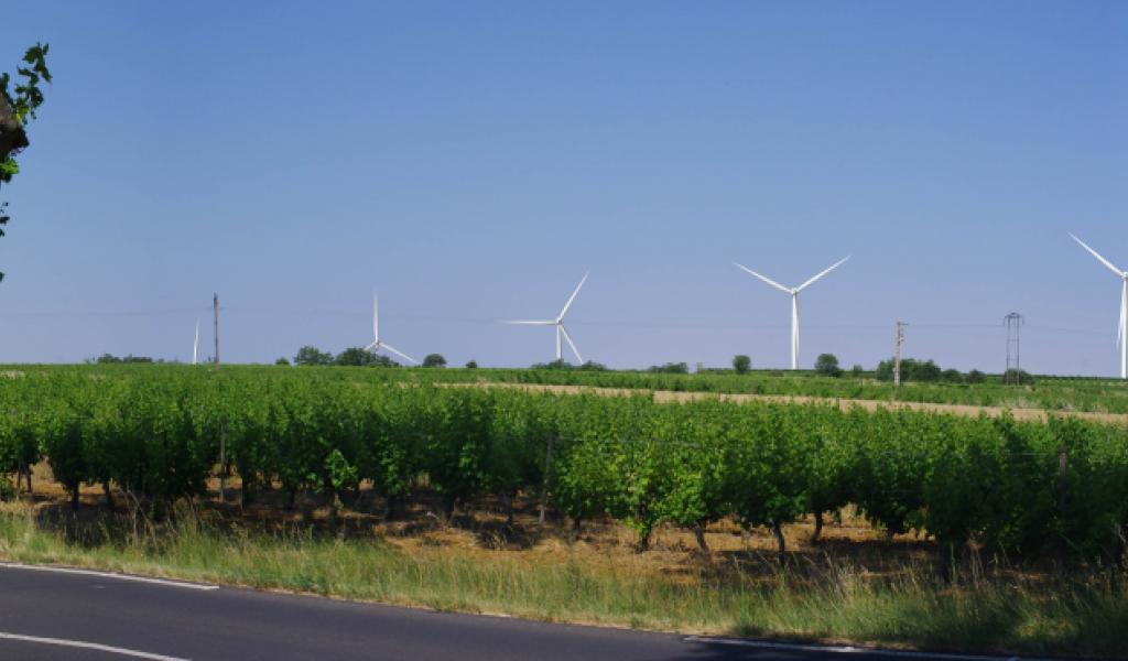 Parc éolien de Puissalicon (34) - Volkswind