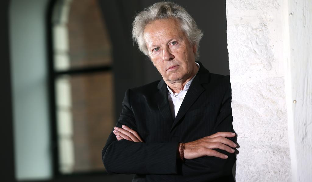 Crédit : DR : Luc Frémiot, aujourd'hui retraité de la magistrature et auteur de romans, poursuit son combat.