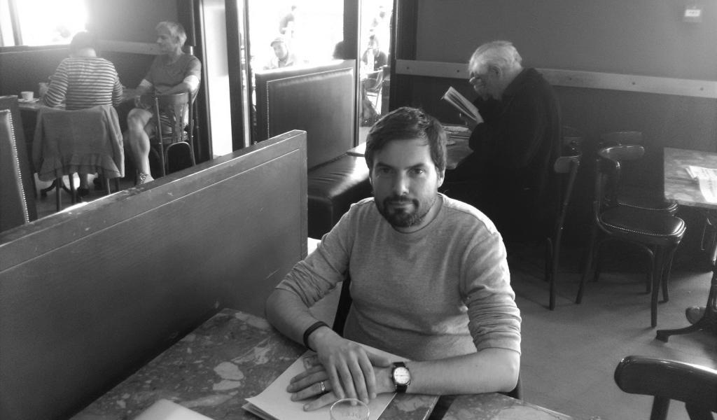 Sébastien Paule, représentant du Mouvement des entrepreneurs sociaux (Mouves) à Montpellier - Crédits : FD