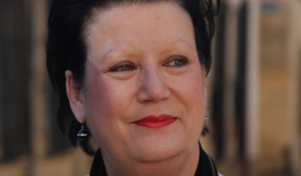 Sylvaine Di Caro, adjoint au maire d'Aix, en charge des séniors.