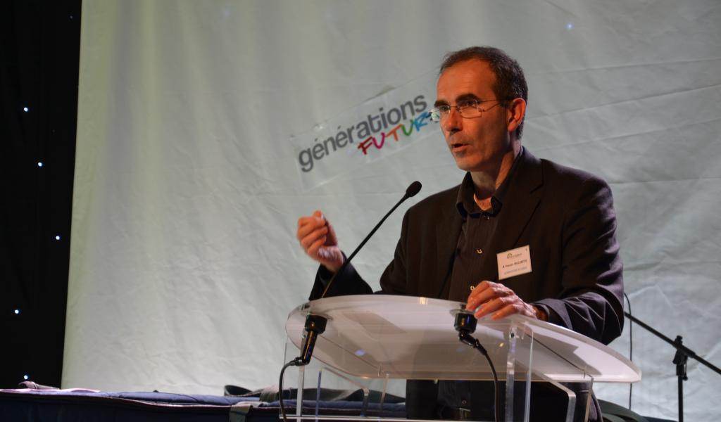 François Veillerette, porte-parole et directeur de Générations Futures - DR