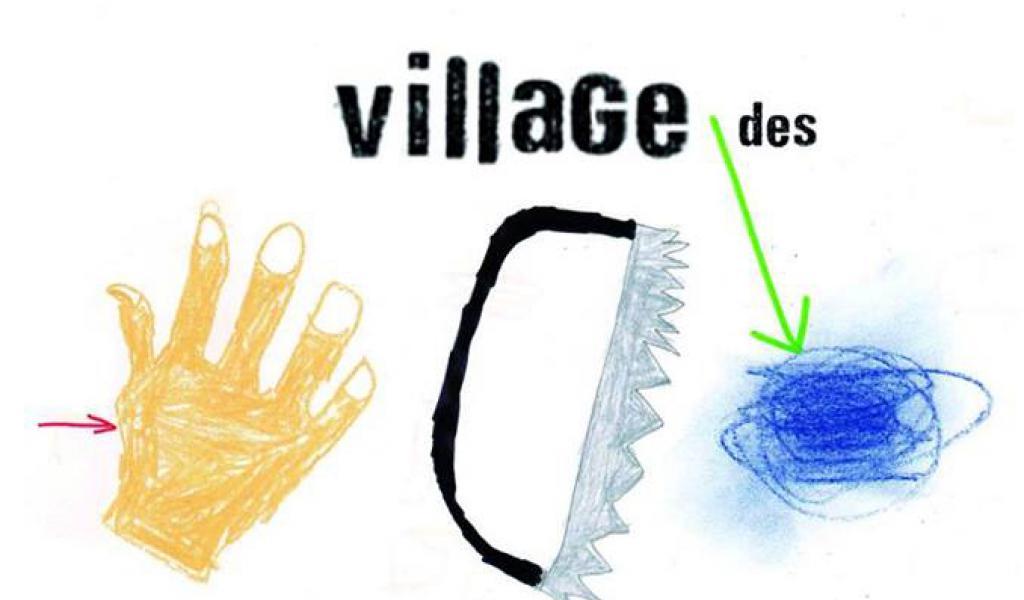 Affiche le Village des Possibles