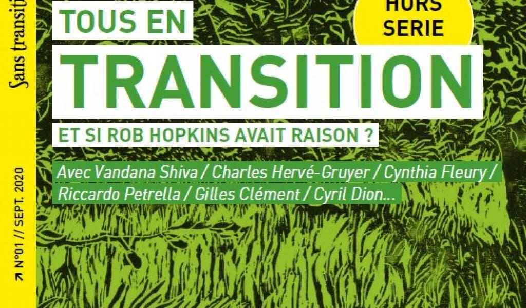 Hors-série Transition de Sans transition ! magazine