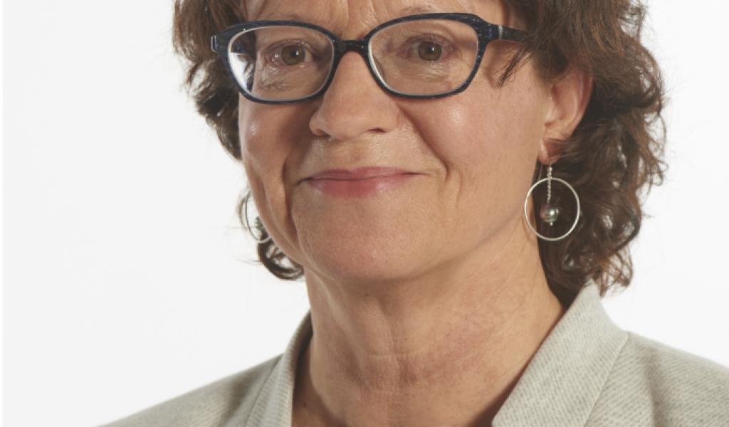 Elyane Pallier, conseillère départementale du Finistère. Crédits photo : CD29 – Bernard Galéron