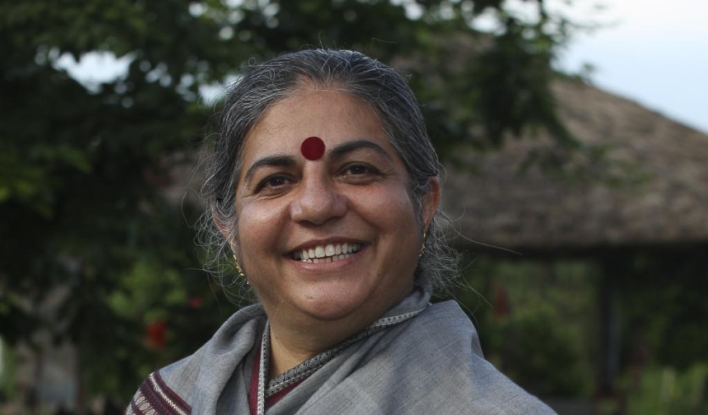 Vandana Shiva - Crédit : DR